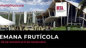 Foto de El IRTA celebra su Semana Frutícola