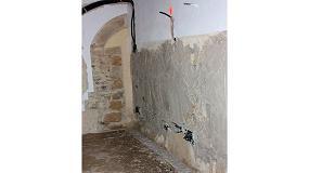 Foto de Uso de cal hidráulica natural en rehabilitación de fachadas históricas