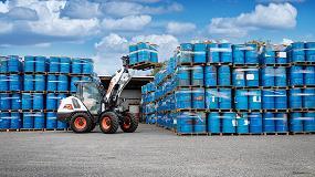 Foto de Bobcat entra en el mercado europeo de las cargadoras de ruedas