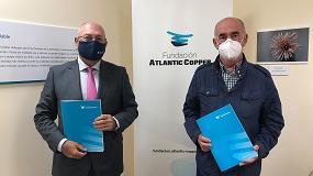 Foto de La Fundación Atlantic Copper cumple una década de apoyo a la asociación de parálisis cerebral de Huelva