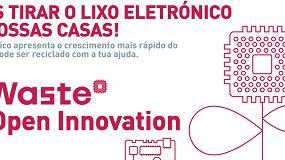 """Foto de e-Waste Open Innovation tem 20 mil euros para projetos que ponham o lixo eletrónico """"na linha"""""""