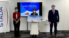 Foto de Un trabajo sobre dispensación excepcional en farmacia comunitaria, ganador de la VIII beca STADA-Sefac de investigación en AF