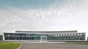 Foto de AGC y sus tres centros de I+D