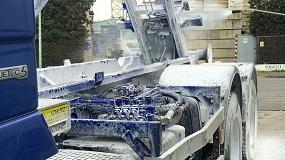 """Foto de La nueva gama 'Super Net' de Ibercompound, """"la revolución en el lavado de vehículos industriales"""""""
