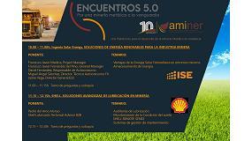 Foto de Aminer lanza los Encuentros 5.0 para 'liderar desde Andalucía' la transformación energética y digital de la minería metálica