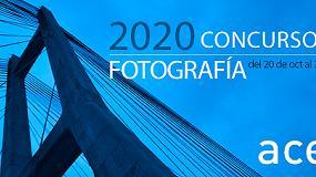 Foto de Acex convoca su Concurso de Fotografía 2020 'Conservación y mantenimiento de infraestructuras'