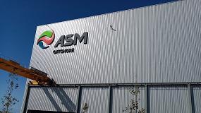 Foto de ASM Industries iniciou produção de torres eólicas offshore para o projeto Fryslan