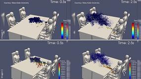 Foto de Intercambiadores entálpicos Zehnder para reducir la transmisión de partículas cargadas de virus en los edificios