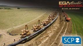 Foto de South Caucaus Pipeline Company apuesta por las herramientas EGA Master