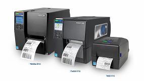 Foto de TSC Printronix Auto ID actualiza su línea completa de impresoras de etiquetas de códigos de barras y RFID