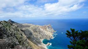 Foto de Ilha de Porto Santo inscrita na Rede Mundial de Reservas da Biosfera da UNESCO