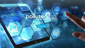 Foto de Em dezembro chega a Pollutec 100% digital