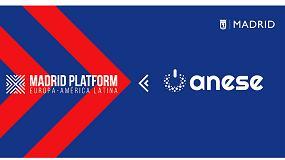Foto de Anese se alía con Madrid Platform, HUB internacional de negocios para Iberoamérica
