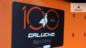 Foto de Galucho elege o laranja e o preto como as cores do novo século