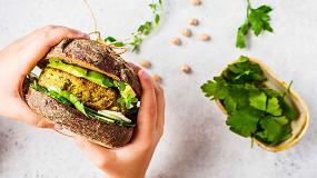Foto de Hamburguesas vegetarianas y otros productos similares ¿cómo queda el etiquetado?