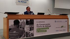 Foto de Málaga acoge el I Foro Internacional de Innovación - VI Jornada de Conservación Viaria