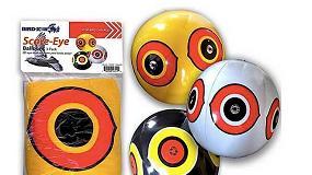 Foto de Balões Scare Eye - Repelente Visuais para Pássaros (ficha de produto)