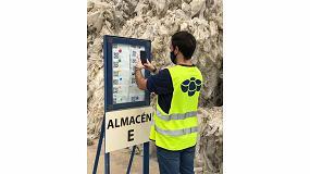Foto de Aenor entrega el primer certificado de trazabilidad de plástico reciclado a Reciclados La Red