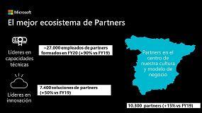 Foto de La formación en tecnologías Cloud del canal de partners de Microsoft crece un 90% el último año
