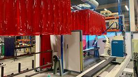 Foto de Producción por soldadura limpia y segura con la tecnología de aspiración y filtración de Teka