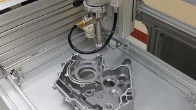 Foto de El recubrimiento de precisión de alta velocidad con robots aumenta la productividad en la fabricación