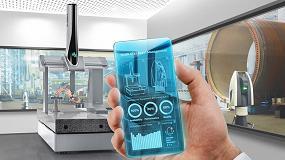Foto de Hexagon mostrará en un webinar cómo funciona una sala de metrología 3D moderna y productiva
