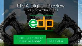 Foto de EIMA Digital Preview (EDP) supera ya los 70 actos programados