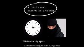 Foto de Apecs presenta ESEG, una herramienta para conocer la seguridad del hogar