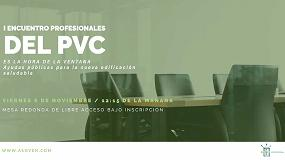 Foto de Asoven PVC organiza una mesa redonda sobre ayudas públicas para edificación sostenible