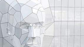 Foto de Fundermax: fachadas ventiladas em compacto fenólico