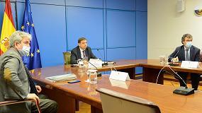 Foto de Planas cree que los 'ecoesquemas' de la nueva PAC beneficiarán a la ganadería extensiva