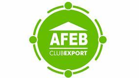 Foto de Éxito del primer coloquio del recién estrenado Club Export de AFEB
