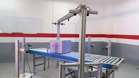 Foto de La solución logística Checkbox garantiza que la mercancía se traslada de forma segura y eficiente