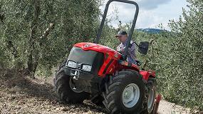 Foto de Antonio Carraro despliega sus tractores en EIMA, incluida la nueva y premiada Serie Tora