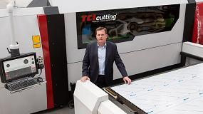 Foto de Entrevista a Emilio Mateu, CEO Executive Director de TCI Cutting