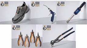 Foto de 5 productos Garant obtienen el 'Premio Alemán de Diseño 2021'