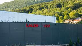 Foto de Leuze inaugura su nuevo centro de distribución internacional de Unterlenningen (Alemania)