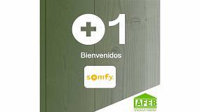 Foto de Somfy, nuevo asociado de AFEB