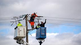 Foto de Tecnologia da Efacec gere em tempo real distribuição de energia para 500 mil pessoas em França