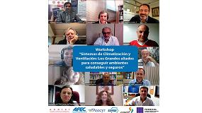 Foto de Workshop 'Sistemas de climatización y ventilación: los grandes aliados para conseguir ambientes saludables y seguros'