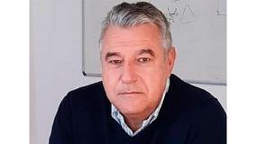 Foto de Entrevista a Manuel Grandes, presidente de la sección de morteros de albañilería de Anfapa