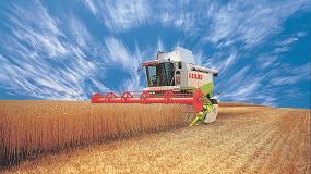 Foto de Claas celebra 25 años del lanzamiento de su primera cosechadora híbrida