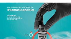 Foto de #SomosEsenciales, lema de la Jornada Técnica anual que organiza Aefyt