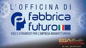 Foto de EGA Master, ponente en la jornada italiana 'Fabricca Futuro'