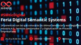 Foto de Feria Digital Semantic Systems #SMticDigital