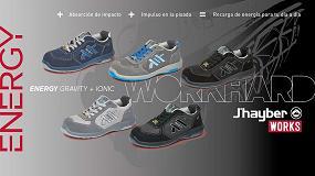 Foto de Energy, el calzado contra la fatiga de J'hayber Works
