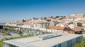 Foto de Coberturas eficientes nos edifícios anexos ao terminal de passageiros do porto de Lisboa