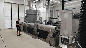 Foto de Erema y Dornier combinan componentes de una máquina para crear una solución de reciclaje innovadora