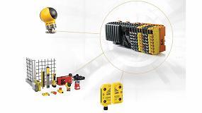 Foto de Los sensores de seguridad ABB Jokab incluyen la tecnología de seguridad integrada de B&R