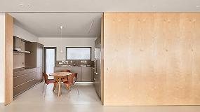 Foto de Deceuninck colabora en el proyecto 'Vivir la Arquitectura / Innovation Showroom', en Barcelona Design Week